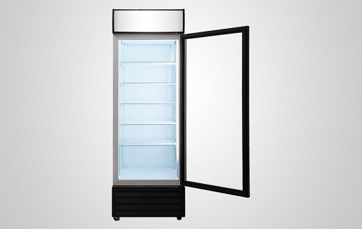 ... Procool Glass Door Refrigerator CS 660F Open Door ...