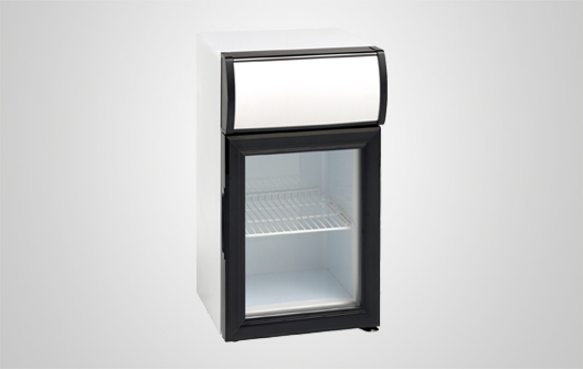 Small Table Top Fridge Glass Door For Drink Procool - Small table top refrigerator