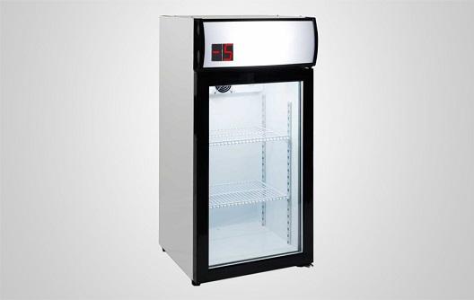 ... Procool Mini Glass Door Sub Zero Beer Cooler For Drink SZ 80L ...