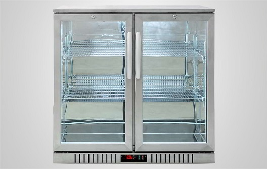 Bar Fridge With Glass Door For Undercounter Procool