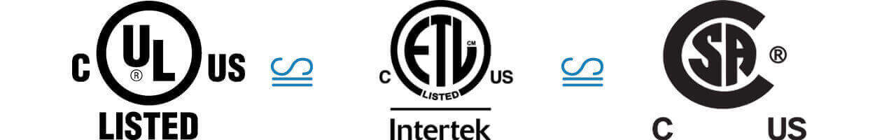ul etl csa refrigerators commercial safety laboratories does freezers different testing certifications underwriters independent america company