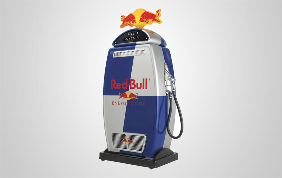 Red Bull Mini Kühlschrank Baby Cooler : Red bull fridge we can customize your logo procool